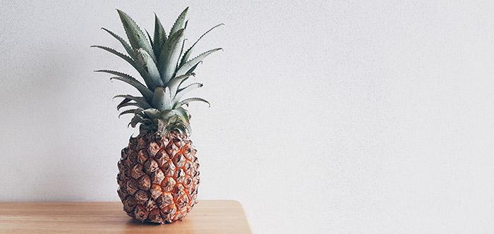 Tohle zvládne každý - Ananas